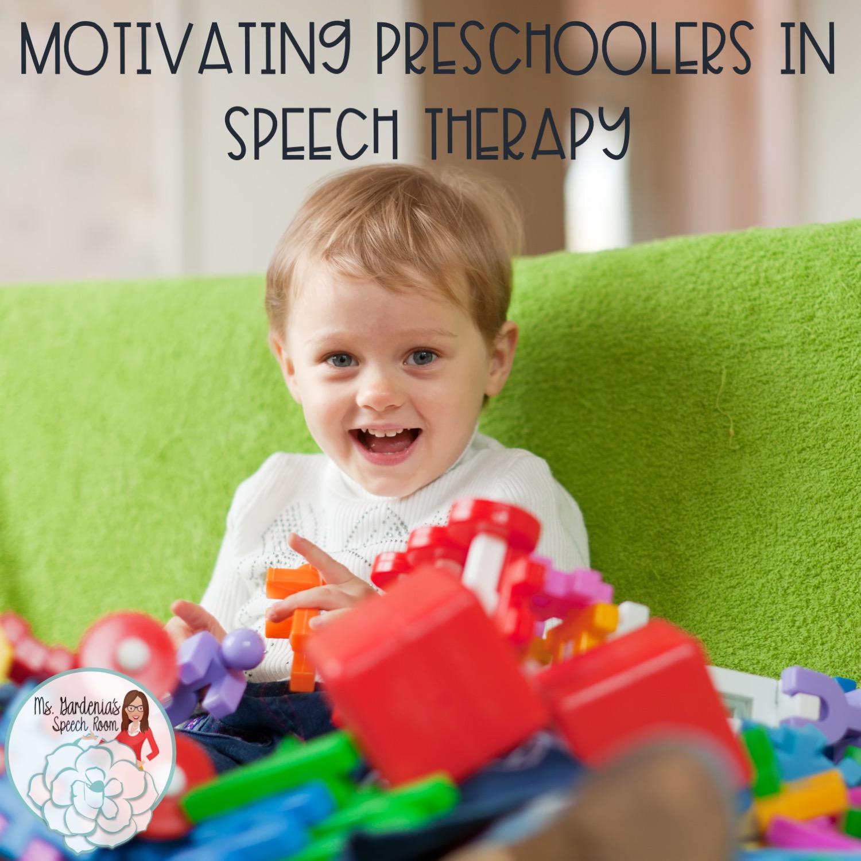 Motivating Preschoolers in Speech Therapy Ms Gardenia s Speech Room